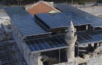 Tarihi camiye metal çatı! Açıklama geldi