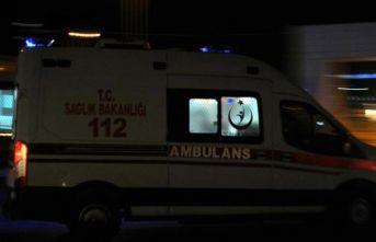 36 işçi zehirleme şüphesiyle hastaneye kaldırıldı