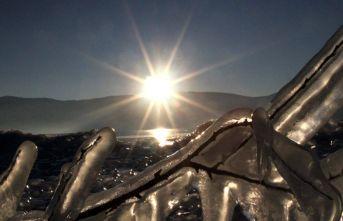 Bayburt buz tuttu