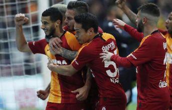 Galatasaray Alanya'yı yendi