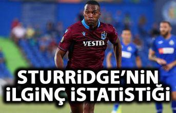 Sturridge'den ilginç istatistik!