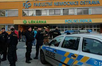 Çekya'da hastanede silahlı saldırı meydana geldi!
