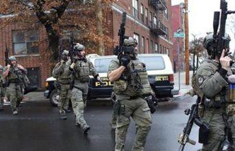 ABD'de silahlı çatışma: 1'i polis, 6 ölü