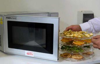 Ev hanımlarının işini kolaylaştıracak cihaz Van'da üretildi