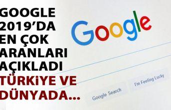 Google açıkladı! 2019'da dünya ve Türkiye...