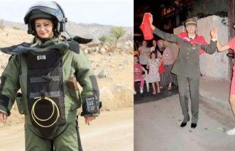 """Şehit Esma Çevik'in hikayesi: """"Hukuk kazandı askerliği seçti"""""""