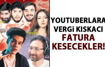 YouTuber'a vergi kıskacı