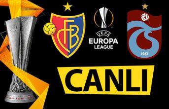 Basel Trabzonspor Canlı
