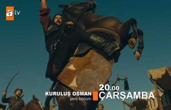 Kuruluş Osman 5. Bölüm Fragmanı Yayınlandı!