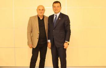 TSYD yönetiminden imamoğlu'na ziyaret