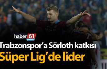Trabzonspor'a Sörloth katkısı – Süper Lig'de...