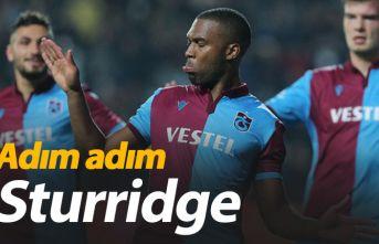 Adım adım Sturridge