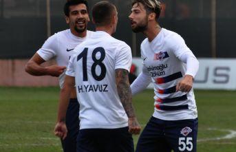 Hekimoğlu Trabzon haftayı 3 puanla kapattı
