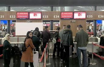Libya vatandaşlarına yaş sınırlı vize muafiyeti