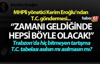 MHPli yönetici Kerim Eroğlu'ndan Büyükşehir...