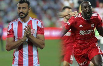 Sivasspor'un başarısında iki eski Trabzonsporlu fark yaratıyor