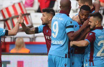 Trabzonspor'da tek düşünce galibiyet