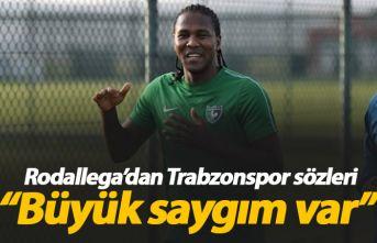 Rodallega'dan Trabzonspor sözleri