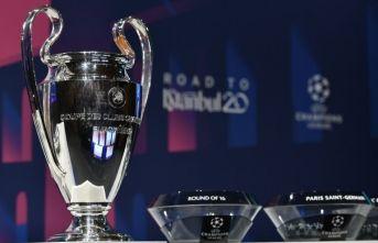 Şampiyonlar Ligi kura çekimi gerçekleşti