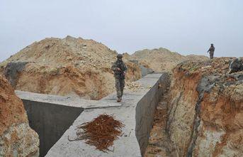 Terör örgütüne ait yeni tünel tespit edildi!
