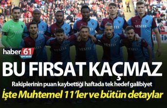 Trabzonspor Denizlispor maçı saat kaçta hangi kanalda?