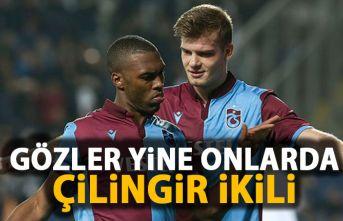 Trabzonspor'un çilingir ikilisi