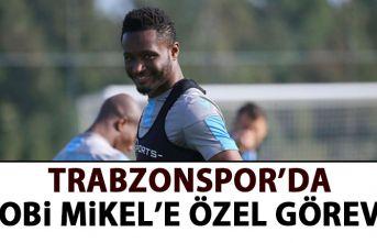 Trabzonspor'un yıldızı Obi Mikel'e özel...
