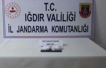 Iğdır'da uyuşturucu operasyonu