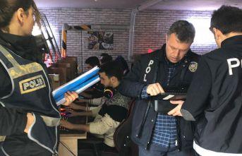 Trabzon'da öğrenciler için denetim