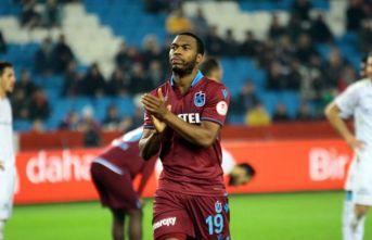 Trabzonspor'un golcüleri iş başında