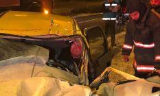 Başkent'te 2 araca çarpan otomobilin sürücüsü...