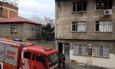 Trabzon'da 3 kişi yanmaktan son anda kurtuldular