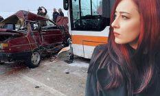 Genç avukat trafik kazasında hayatını kaybetti!