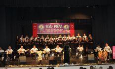 KA-FEM'den türkü resitali