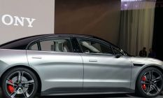 Sony'den elektrikli araba sürprizi