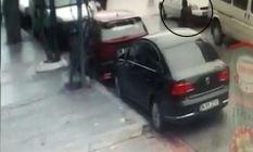 Kırıkkale'de feci kaza, kamyon kadının üstünden geçti