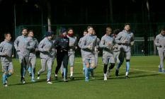 Trabzonspor kampta 5. günü tamamladı