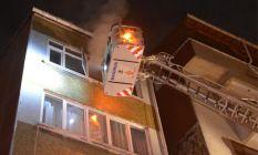 Şişli'de bir kadın sattığı evi ateşe verip...