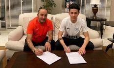 Giresunspor'dan bir transfer daha