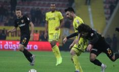 Kayseri Fenerbahçe ile berabere kaldı