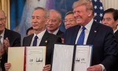 ABD ile Çin arasında tarihi imzalar atıldı