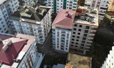 Trabzon'da bu bina sahipleri hapishane hayatı...
