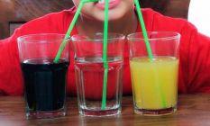 """""""Gazlı içecekler çocuklarda bağımlılık..."""
