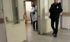 Hastane tuvaletinde ölü bulunan bebekle ilgili 2...