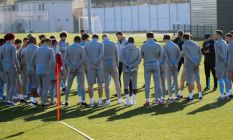 Trabzonspor Kasımpaşa'ya hazırlanıyor