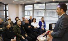 Karadeniz Bölgesi Tabip Odaları Toplantısı