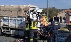 Muğla'da kaza: 1 ölü