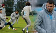 Trabzonspor Kasımpaşa maçına hazır