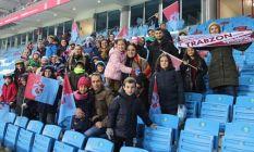 Söğütlü İlkokulu'ndan proje - Trabzonspor...