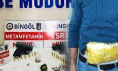 Bingöl'de operasyon! 11 kişi tutuklandı